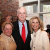 Francine and Bill Luckett (JD 73) with Lynn Fitch (JD 84)