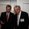Dean Richard Gershon with Prof. Bob Weems (JD 66)