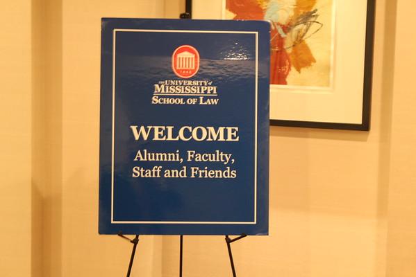 2015 Memphis Reception