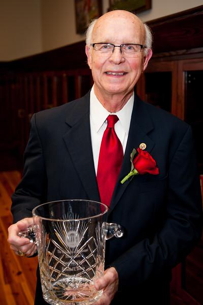 Raymond L. Brown (BBA 58, LLB 62)