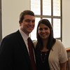 Brent Cole (JD 12) was sworn in as a member of the MS Bar