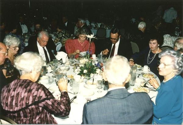 Past Presidents Dinner 1990