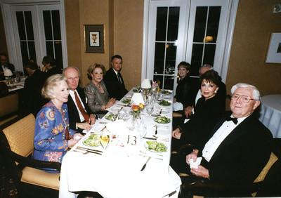Past Presidents Dinner 2001