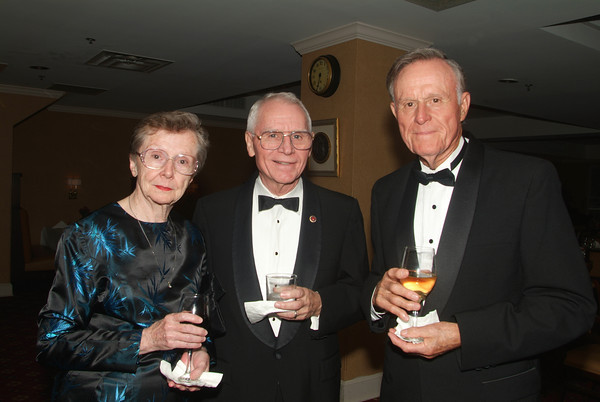 Past Presidents Dinner 2007