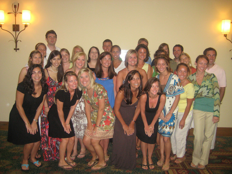 Pharmacy students who attended the MPhA Convention