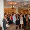 Attendees gather to hear an address from Dean David Allen
