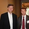 Dr. Phil Ayers (BSPh 84, PharmD 96) and Dr. Matt Hill (BSPhSc 09, PharmD 11)