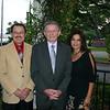 Kenny Clark (BSPh 80), Mac Clark (BSPh 60) and Rhonda Clark (BSPh 86)
