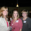 Raina McClure with Janet Watson (BSPh 93) and Rhonda Dunaway (BSPh 91)