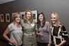 Raina McClure, Kathryn Ayers, Lynn Mullen and Caroline Copeland
