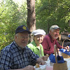 A group of alumni gathered at the Lula Lake Land Trust on Lookout Mountain for some hiking and picnicking on Friday, Oct. 1.