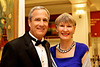 Alumni Association President Richard Noble and wife, Laurie