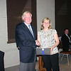 Mitzi Smith was honored for 25 years at McCallie.