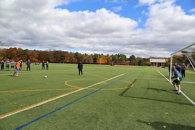 Alumni Homecoming & Fall Games 2015 (Soccer game)