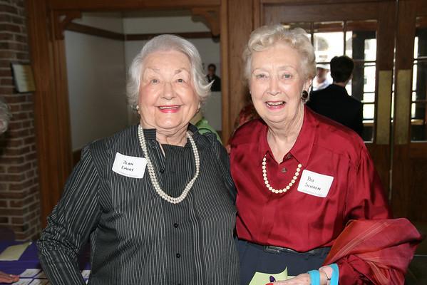 Jean Emory, Pat Schoen