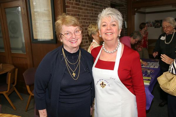 Joyce Woolsey, Carol Spehr, FCC President