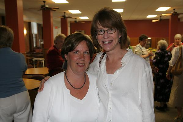 Sue McAtee, Rebecca McDermott