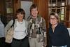 Barbara Landesman, Doris Wilson, Tracey Marshall