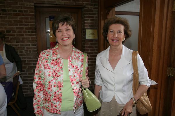 Peg Niemann, Mary Ann Hogan