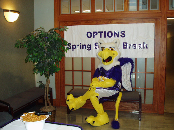 '09 OPTIONS Spring Snack Break
