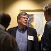 November 29, 2017. Atlanta, GA. Exeter Association of Georgia reception at the Carter Center in Atlanta, GA. Photo by Michael A. Schwarz.