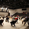 Open Rehearsal for Dance in the Goel Center.  Exeter Reunion Weekend for classes of 1979, 1984, 1989, 1994, 1999, 2004. Photo by Mary Schwalm  5/3/19