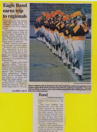 Eagle Band 1989 - 1992
