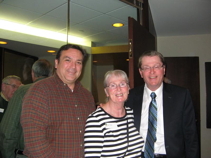The Saint John Alumni Seasonal Social was held at Cox & Palmer, Brunswick Square, 1 Germain Street, Saint John, NB hosted by alumnus Peter Forestell, Q.C., and partner with Cox & Palmer