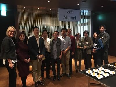 Alumni Seoul Visit October 2016
