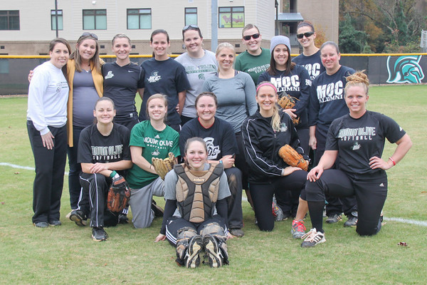HW 2013 – Alumni Softball Game