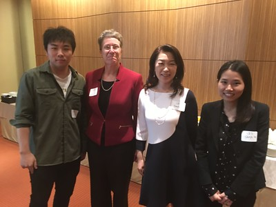 Alumni Tokyo Visit October 2016