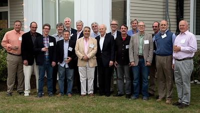 Class of 1970 45th Reunion Dinner Class Photo