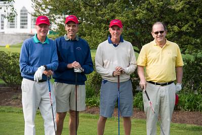 Golf Outing Alumni Weekend 2016