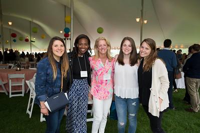 Headmaster's Dinner Alumni Weekend 2016