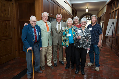 Old Guard Dinner Alumni Weekend 2016