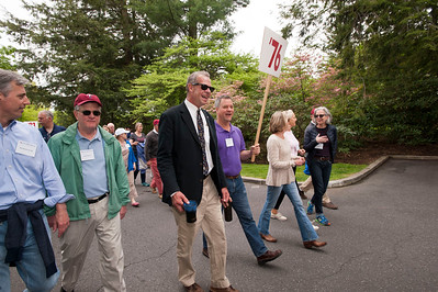 Alumni Parade Alumni Weekend 2016