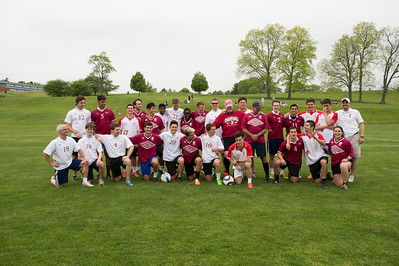 Alumni Soccer Game Alumni Weekend 2016