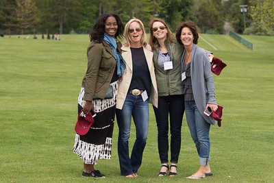 Candids during Alumni Weekend 2016