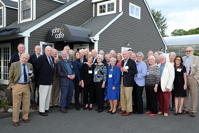 Class of 1956, Taft Alumni Weekend 2016. Photo by Bonnie Welch