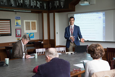 Back to Class: Learning and the Brain in the History Classroom with Jon Willson '82