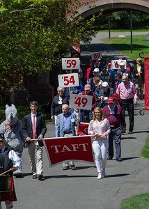 Alumni Weekend 2019 Parade