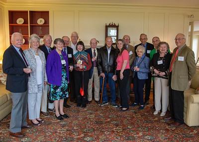 Class of 1954 65th reunion gathering