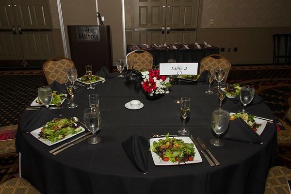 Alumni and Dean's Awards Dinner 2017