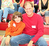 Doug Kempster '65 and son