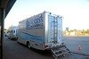 Access Sacramento brought three trucks full of equipment!