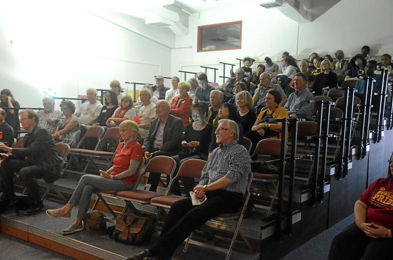 Black Box audience