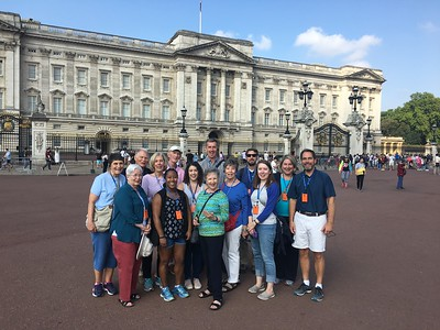 Alumni on the Road - Journey through Britain 7-2018