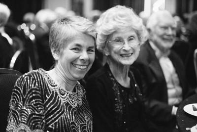 Madonne Miner & Telitha Lindquist