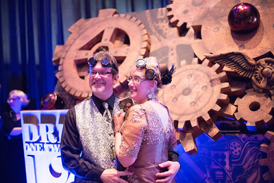 Photo by D'Arcy Benincosa Dream 125, gala, party, steampunk
