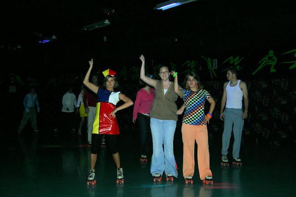 70s Skating Party